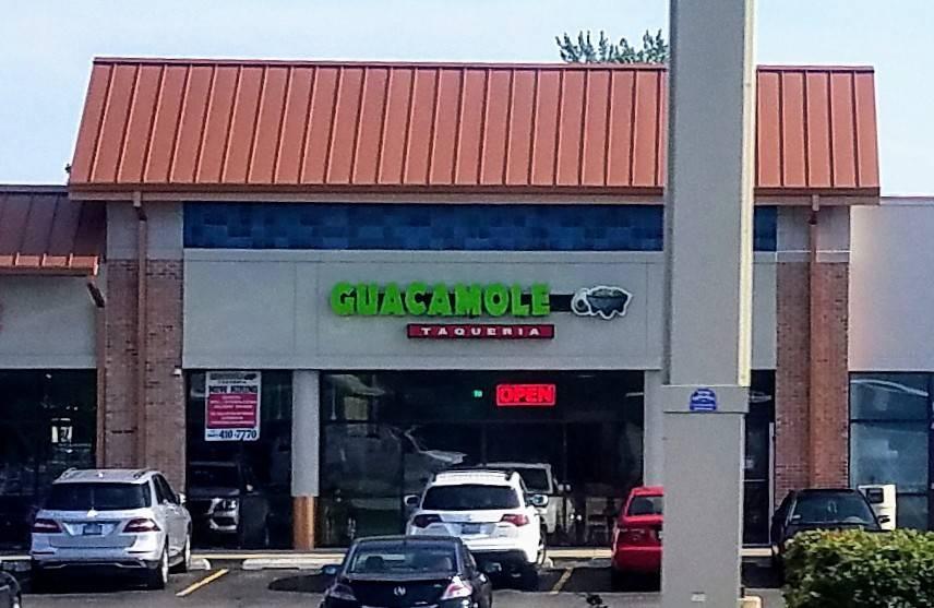 Guacamole Taqueria   restaurant   7023 W Dempster St, Niles, IL 60714, USA   8474107770 OR +1 847-410-7770