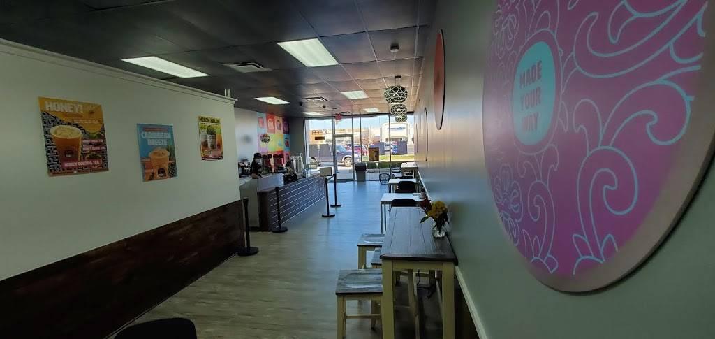 Kung Fu Tea | cafe | 2683 E Main St STE 107, Plainfield, IN 46168, USA | 3177077020 OR +1 317-707-7020