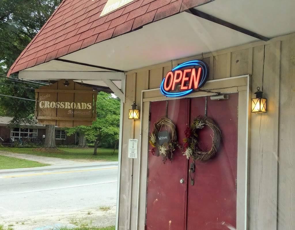 Crossroads Restaurant | restaurant | 505 Bowdon St, Tallapoosa, GA 30176, USA | 7705743663 OR +1 770-574-3663