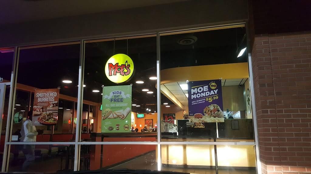 Moes Southwest Grill   restaurant   1360 GA-85, Fayetteville, GA 30214, USA   6786103138 OR +1 678-610-3138