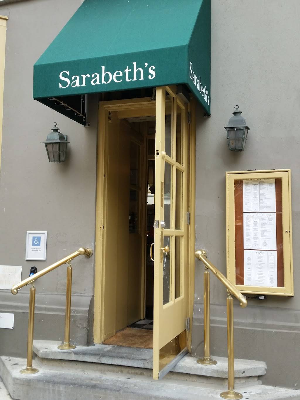 Sarabeths Upper East Side | restaurant | 1295 Madison Ave, New York, NY 10128, USA | 2124107335 OR +1 212-410-7335