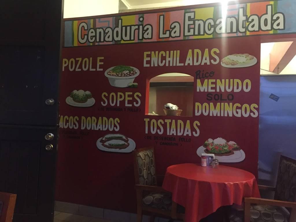 Cenaduria La Encantada Restaurant Terrazas De La Presa