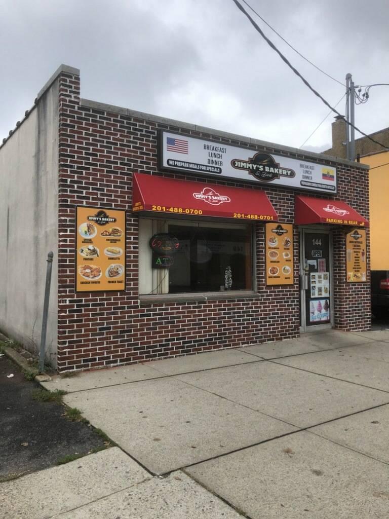 JIMMYS DELI $ BAKERY   restaurant   144 Hudson St, Hackensack, NJ 07601, USA   2014880700 OR +1 201-488-0700