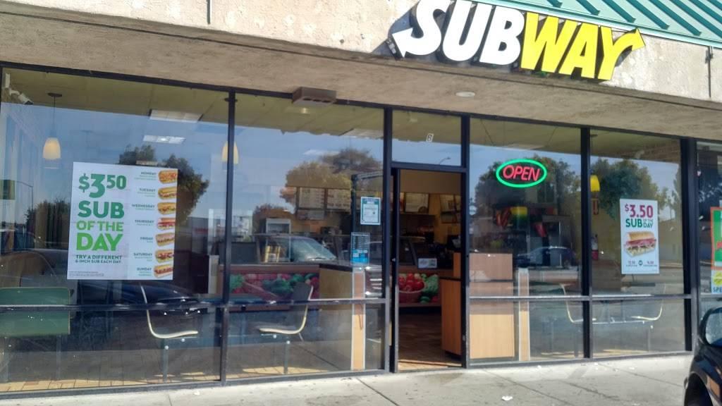 Subway Restaurants   restaurant   2315 Cutting Blvd #B, Richmond, CA 94804, USA   5102326900 OR +1 510-232-6900