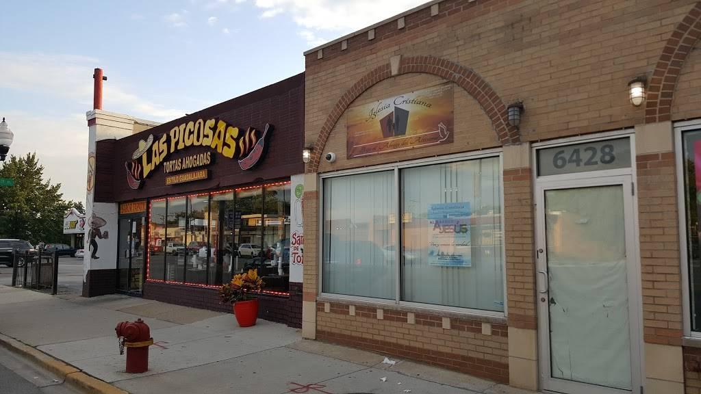 Las Picosas | restaurant | 6430 S Pulaski Rd, Chicago, IL 60629, USA | 7737351954 OR +1 773-735-1954