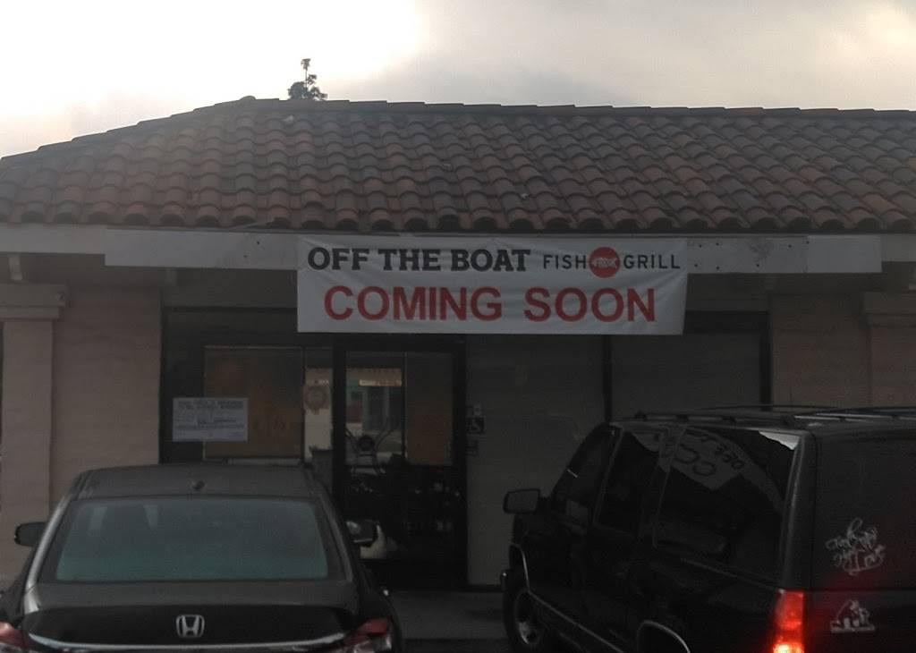 Off the Boat Fish Grill | restaurant | 194 Yorba Linda Blvd, Placentia, CA 92870, USA | 7149837550 OR +1 714-983-7550