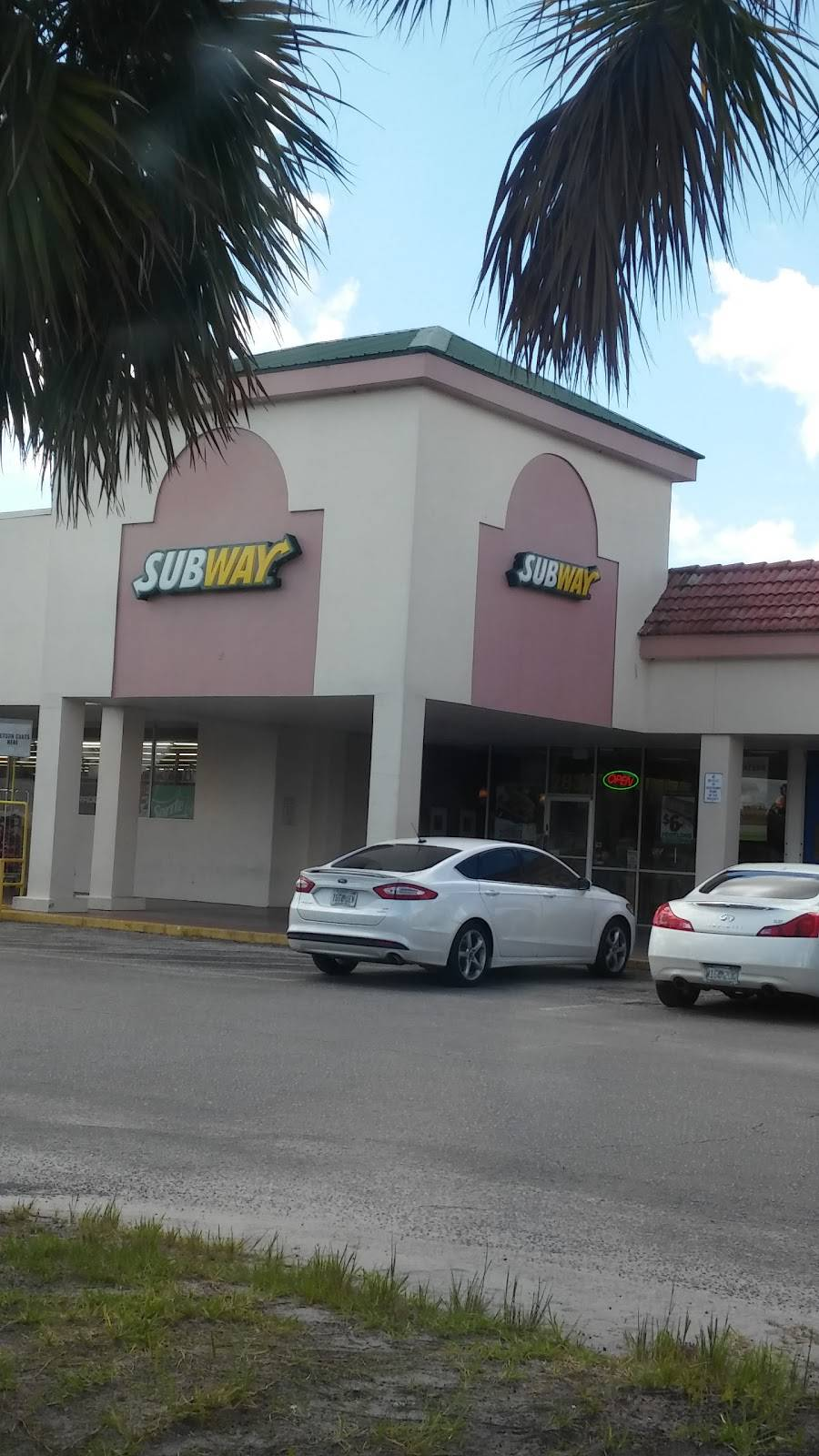 Subway | restaurant | 2834 Recker Hwy, Winter Haven, FL 33880, USA | 8632935011 OR +1 863-293-5011