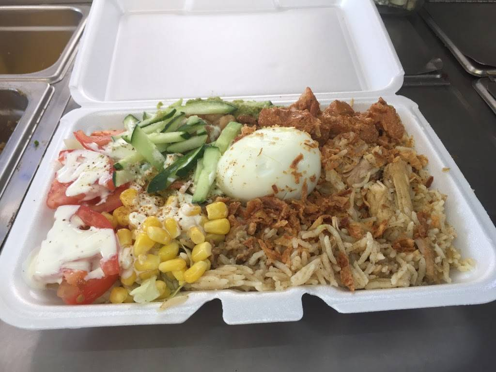 Tariqs #1 Halal Food Cart | restaurant | 240 Park Ave S, New York, NY 10003, USA | 3477572736 OR +1 347-757-2736