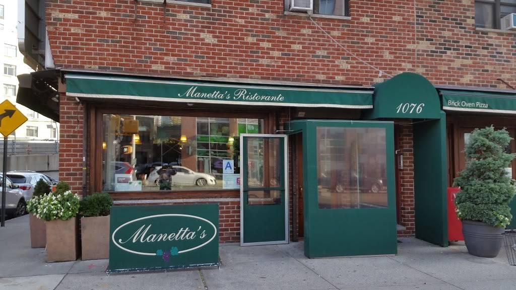 Manettas | restaurant | 10-76 Jackson Ave, Long Island City, NY 11101, USA | 7187866171 OR +1 718-786-6171