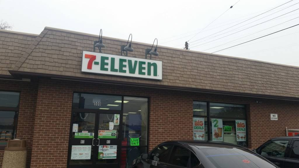 7-Eleven | bakery | 500 N Union Ave St, Havre De Grace, MD 21078, USA | 4109397063 OR +1 410-939-7063