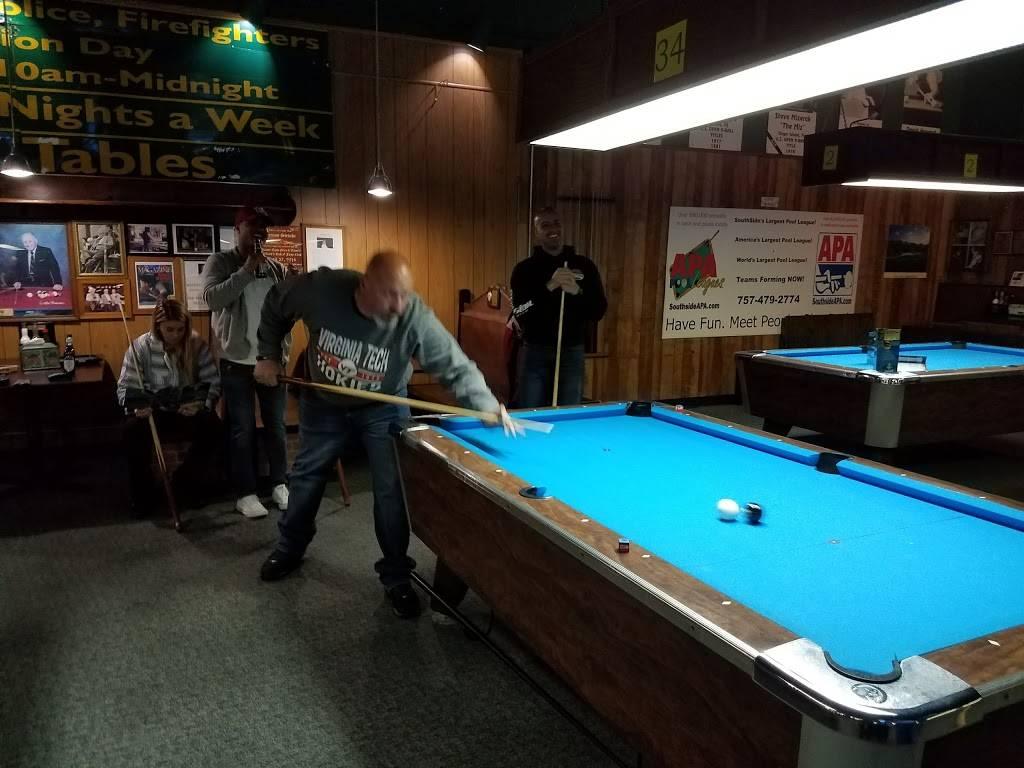 Q-Master Billiards   restaurant   5612 Princess Anne Rd, Virginia Beach, VA 23462, USA   7574998900 OR +1 757-499-8900