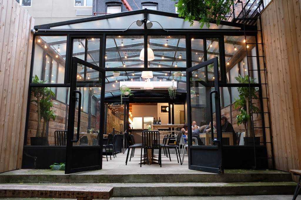 KLEINBERGS | restaurant | 165 Tompkins Ave, Brooklyn, NY 11206, USA | 3475291922 OR +1 347-529-1922