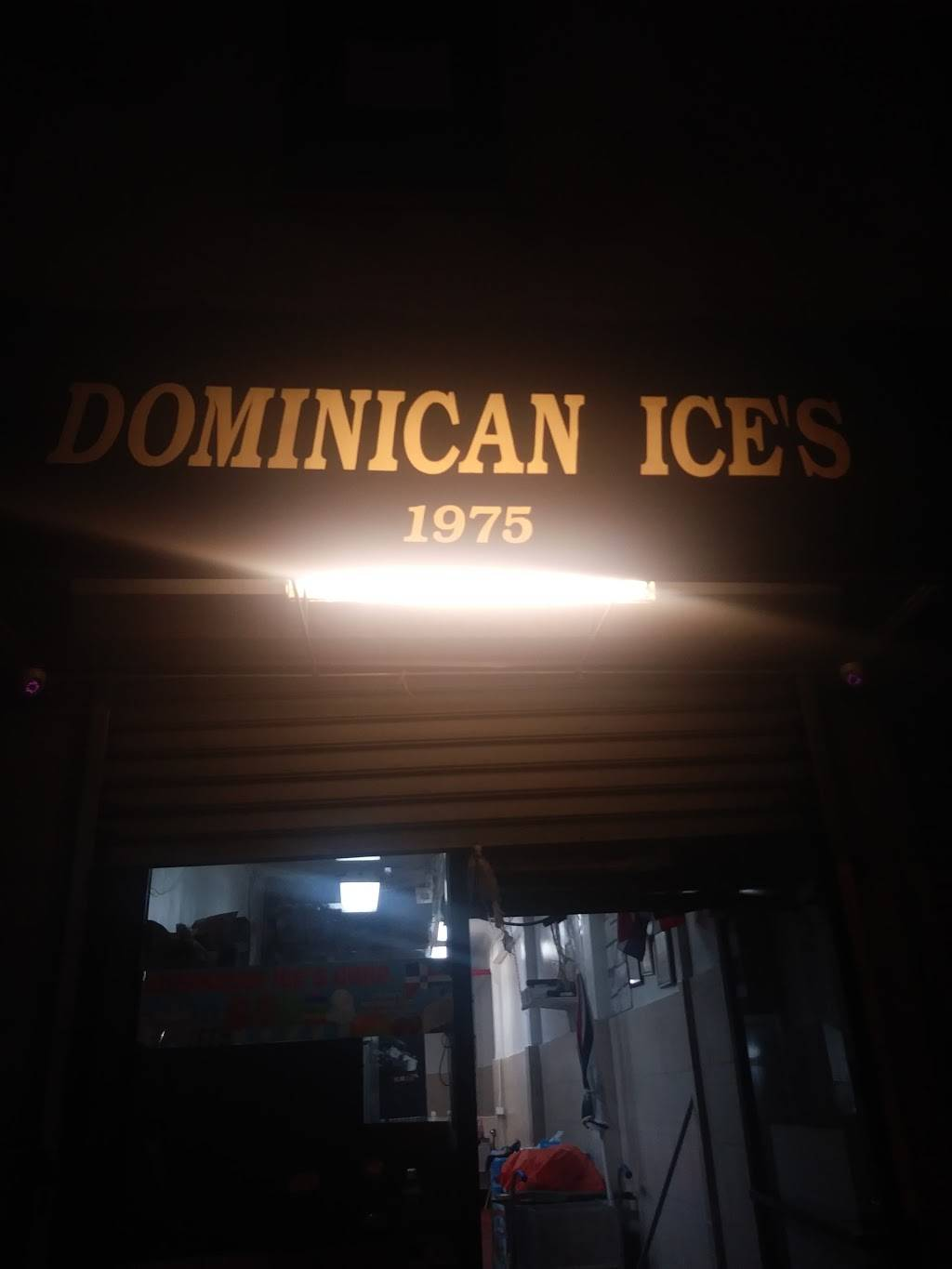 Dominican ices | restaurant | 1975 Jerome Ave, Bronx, NY 10453, USA | 9172809043 OR +1 917-280-9043
