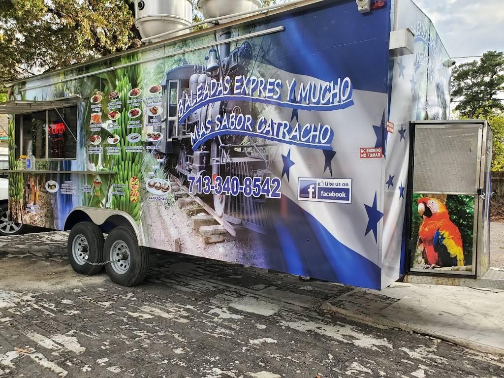 Baleadas Expres #2   restaurant   7323 Long Point Rd, Houston, TX 77055, USA   7133408542 OR +1 713-340-8542