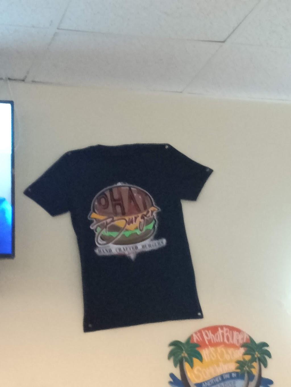 Phat Burgers | restaurant | 1129 NE Jensen Beach Blvd, Jensen Beach, FL 34957, USA | 7722085105 OR +1 772-208-5105