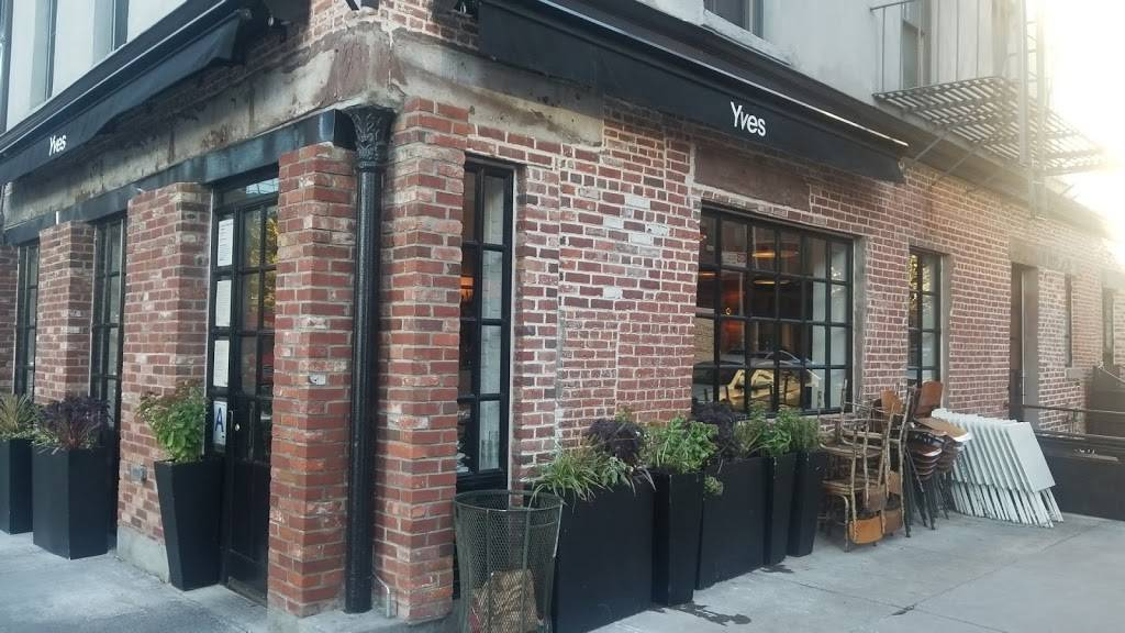 Yves | restaurant | 385 Greenwich St, New York, NY 10013, USA | 6469379055 OR +1 646-937-9055