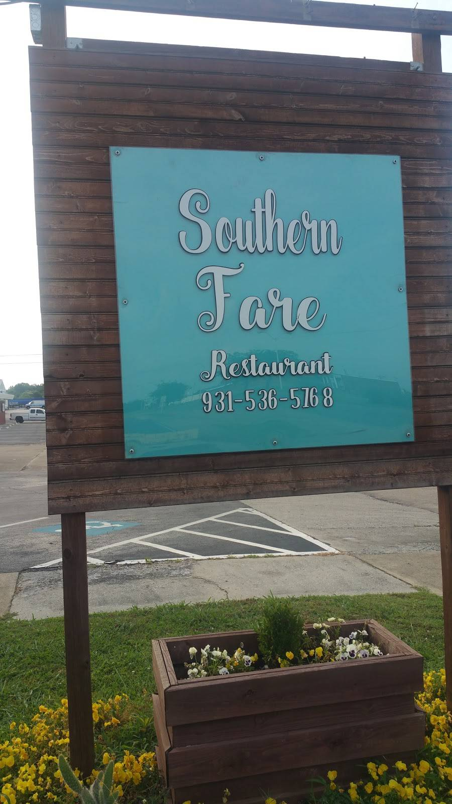 Southern Fare | restaurant | 210 Lane Pkwy, Shelbyville, TN 37160, USA | 9315365768 OR +1 931-536-5768
