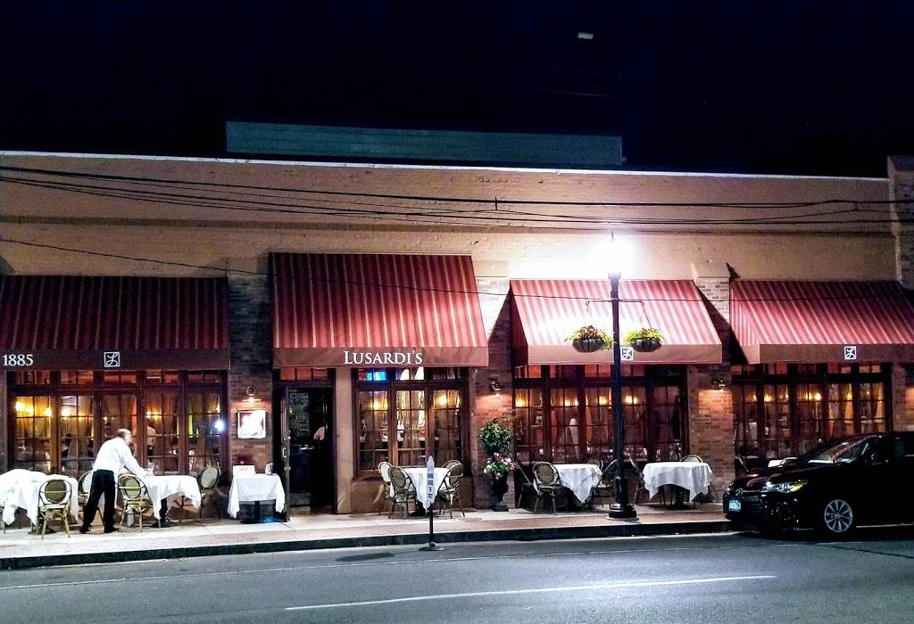 Lusardis | restaurant | 1885 Palmer Ave, Larchmont, NY 10538, USA | 9148345555 OR +1 914-834-5555