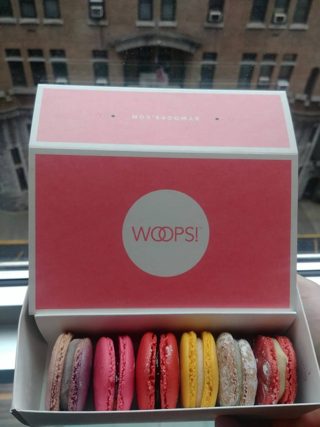 Woops! | bakery | 625 8th Ave, New York, NY 10018, USA | 2012303262 OR +1 201-230-3262