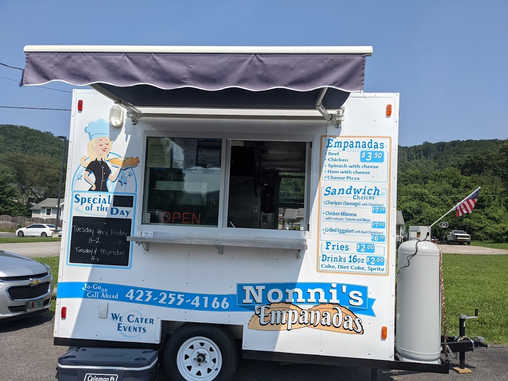 Nonnis Empanadas | restaurant | 105 Porter St, Soddy-Daisy, TN 37379, USA | 4232554166 OR +1 423-255-4166
