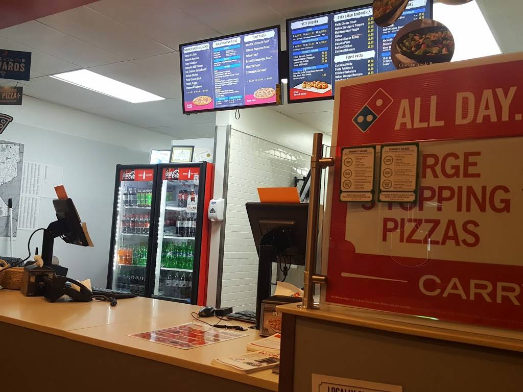 Dominos Pizza | meal delivery | 544 Deming Rd, Berlin, CT 06037, USA | 8604387895 OR +1 860-438-7895