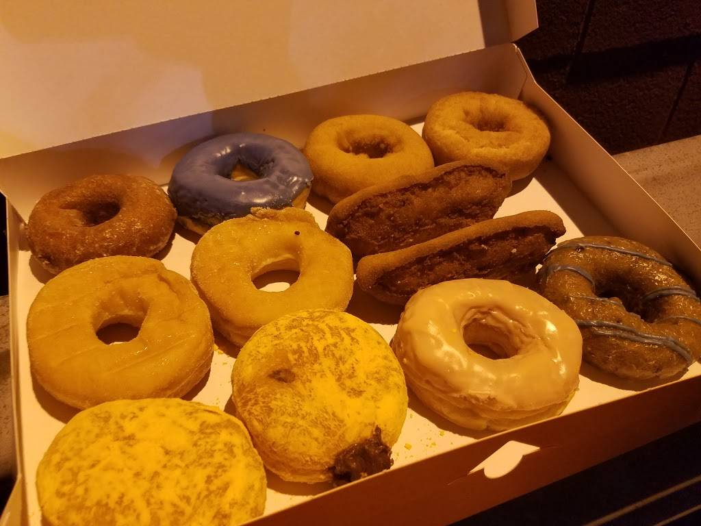 Dunkin Donuts | cafe | 216 County Ave, Secaucus, NJ 07094, USA | 2018632001 OR +1 201-863-2001