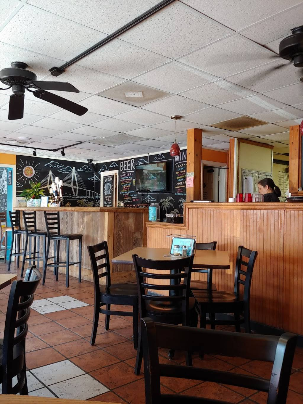 The Hideaway Pizza Kitchen | meal delivery | 5084, 608 Harbor View Rd, Charleston, SC 29412, USA | 8437622003 OR +1 843-762-2003