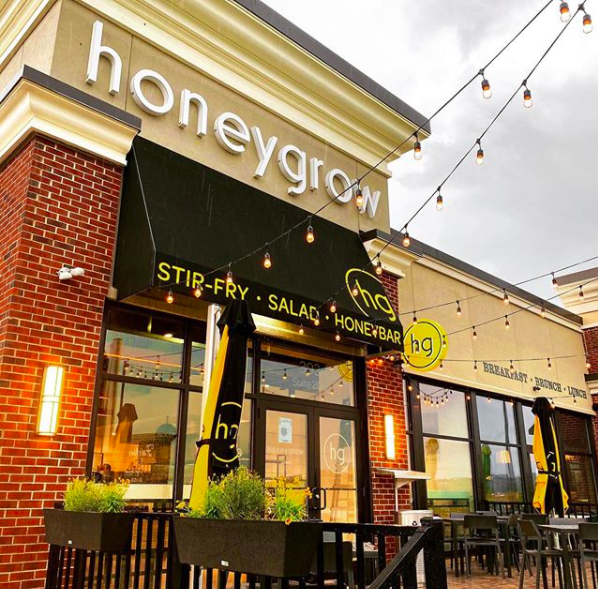 honeygrow | restaurant | 303 Pottstown Pike, Exton, PA 19341, USA