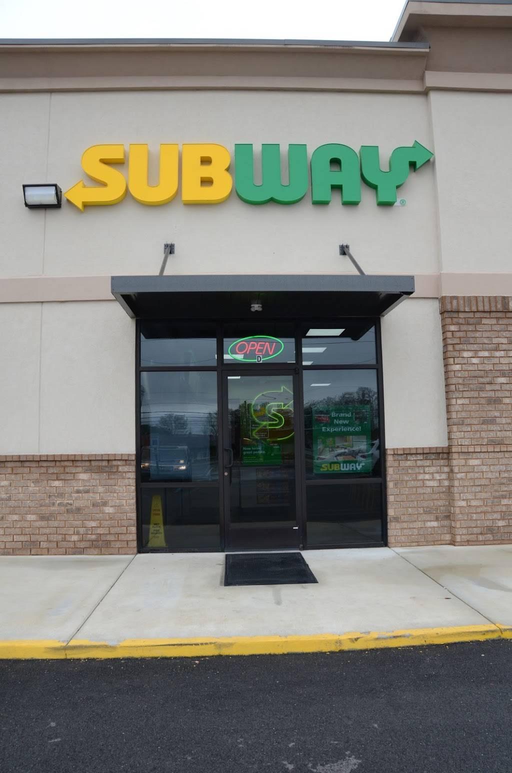 Subway | restaurant | 11805 US 231/431, unit d, Meridianville, AL 35759, USA | 2568282611 OR +1 256-828-2611