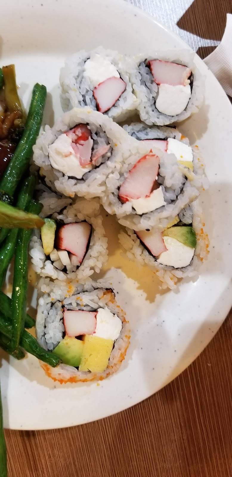 Grand Sushi Hibachi Buffet   restaurant   10421 US-19, Port Richey, FL 34668, USA   7278191866 OR +1 727-819-1866