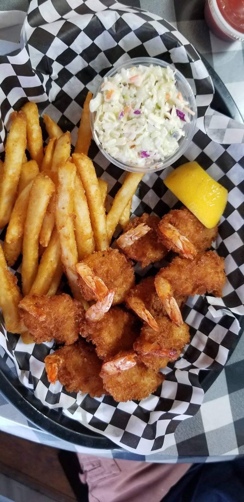 The Fish Guy | restaurant | 4114 Grand Blvd, New Port Richey, FL 34652, USA | 7272648818 OR +1 727-264-8818