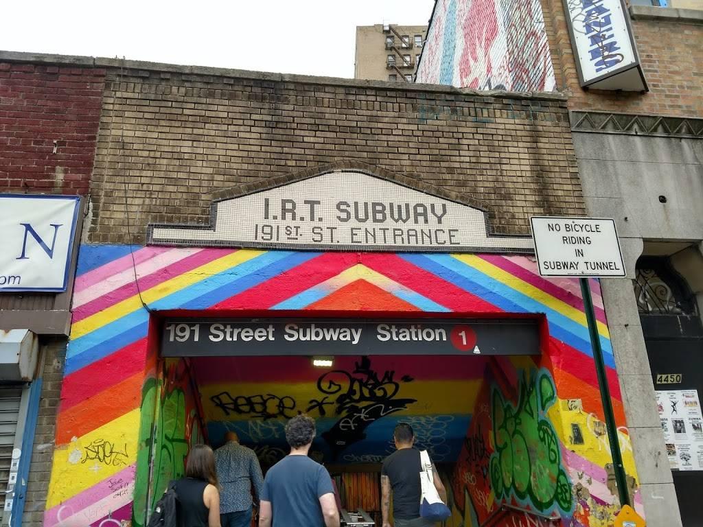 I.R.T. Subway | restaurant | New York, NY 10040, USA