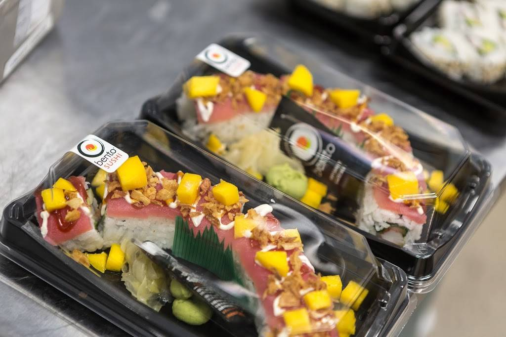 Bento Sushi | meal takeaway | 630 Lafayette Rd, Hampton, NH 03842, USA