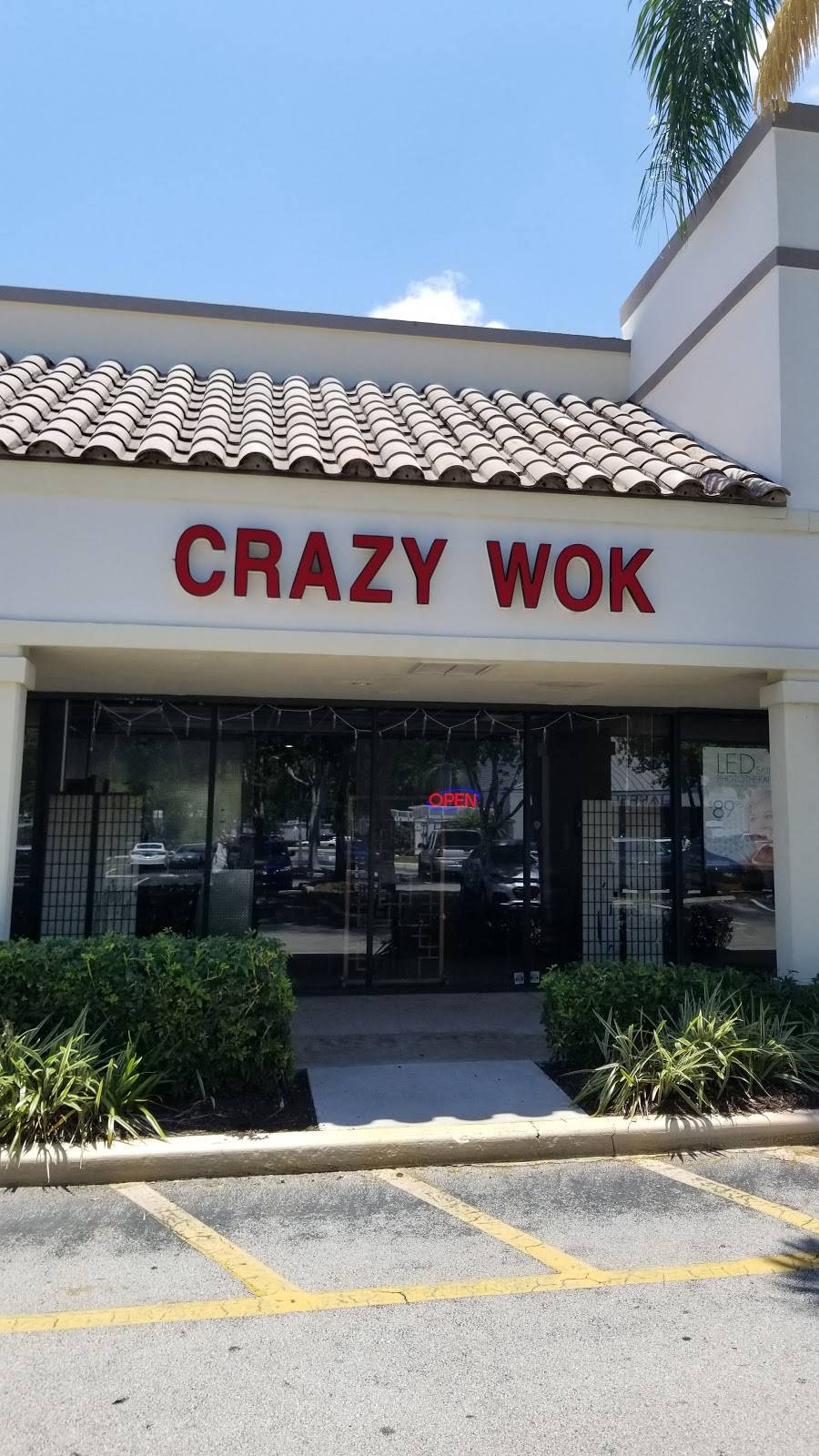 Crazy Wok | meal delivery | 2392 N Federal Hwy, Fort Lauderdale, FL 33305, USA | 9546303588 OR +1 954-630-3588