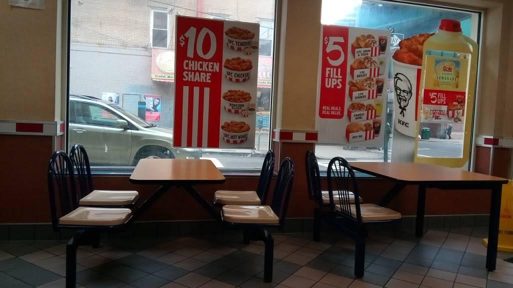 KFC | restaurant | 87-19 Jamaica Ave, Woodhaven, NY 11421, USA | 7187094990 OR +1 718-709-4990