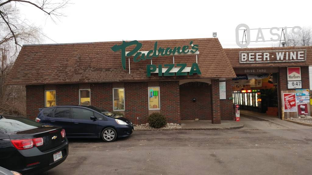 Padrones Pizza | restaurant | 408 S Main St, Bellefontaine, OH 43311, USA | 9375921020 OR +1 937-592-1020