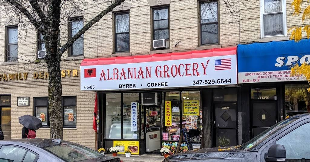 Albanian Grocery | restaurant | 65-05 Fresh Pond Rd, Flushing, NY 11385, USA | 3475296644 OR +1 347-529-6644