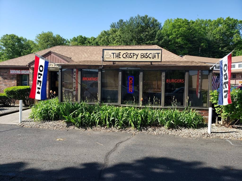 The Crispy Biscuit | restaurant | 2341 Boston Rd, Wilbraham, MA 01095, USA | 4132793481 OR +1 413-279-3481