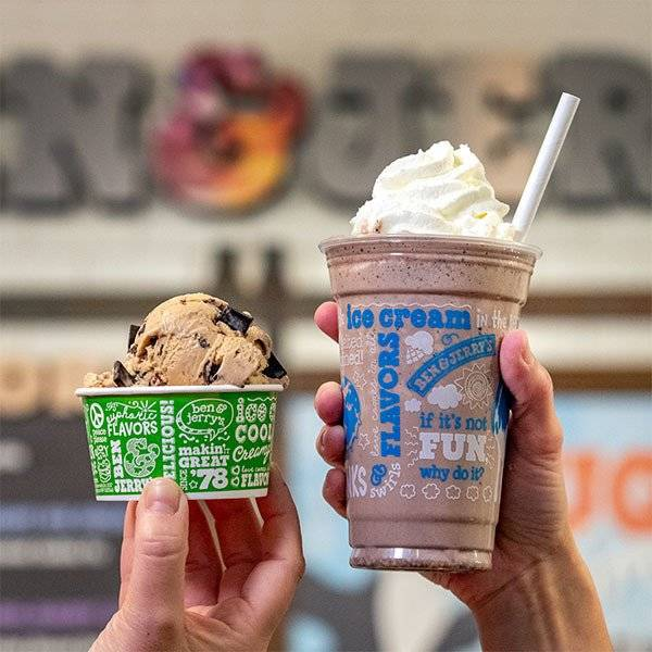 Ben & Jerrys | bakery | 200 W 44th St, New York, NY 10036, USA | 2129334632 OR +1 212-933-4632
