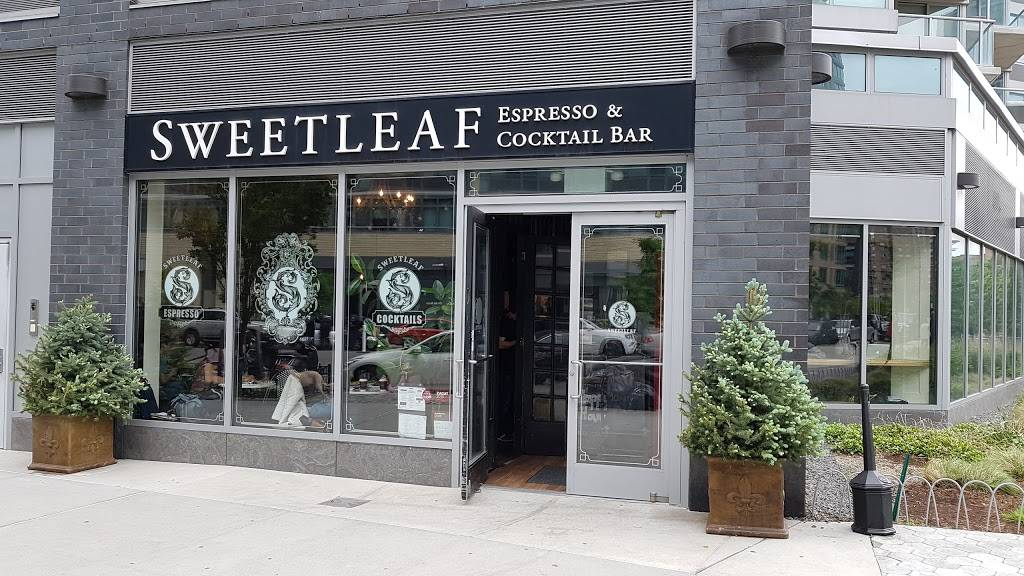 Sweetleaf Coffee & Cocktail Bar | cafe | 4615 Center Blvd, Long Island City, NY 11109, USA | 3475271038 OR +1 347-527-1038