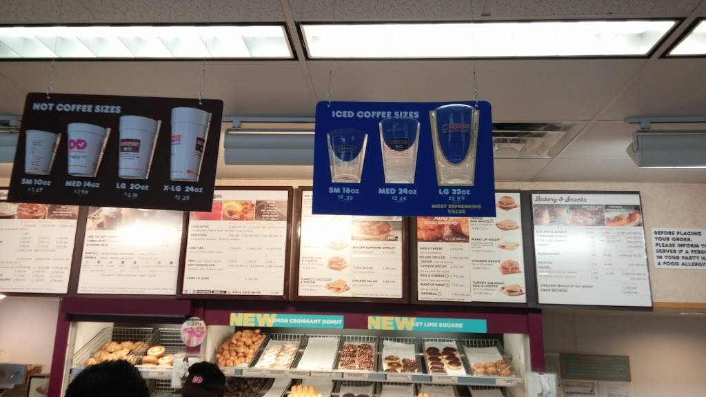 Dunkin Donuts   cafe   1196 Anderson Ave, Fort Lee, NJ 07024, USA   2018861011 OR +1 201-886-1011