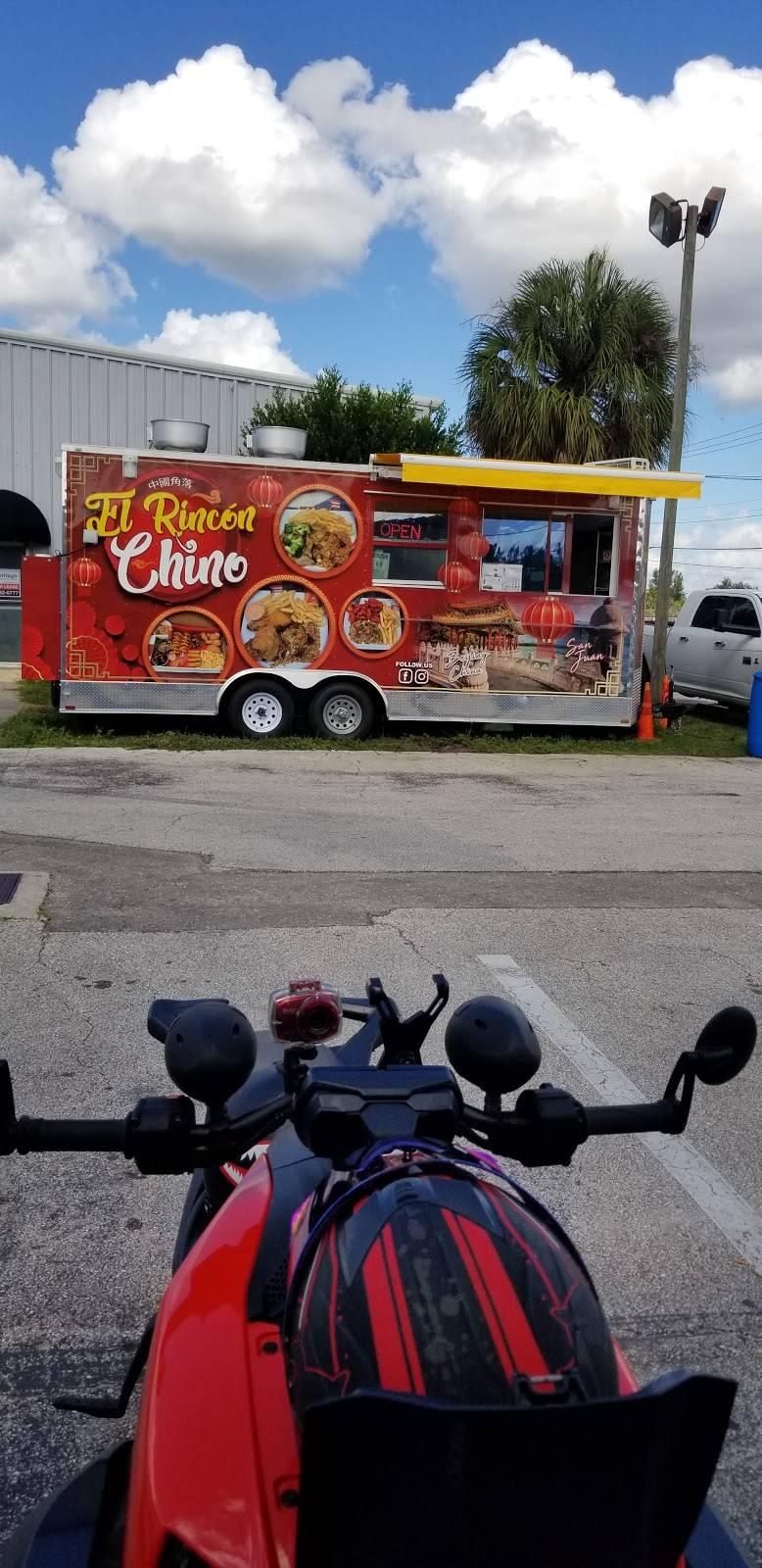 El Rincon Chino, Food Truck | restaurant | 1600 SW 17th Ave, Ocala, FL 34471, USA | 3522099461 OR +1 352-209-9461