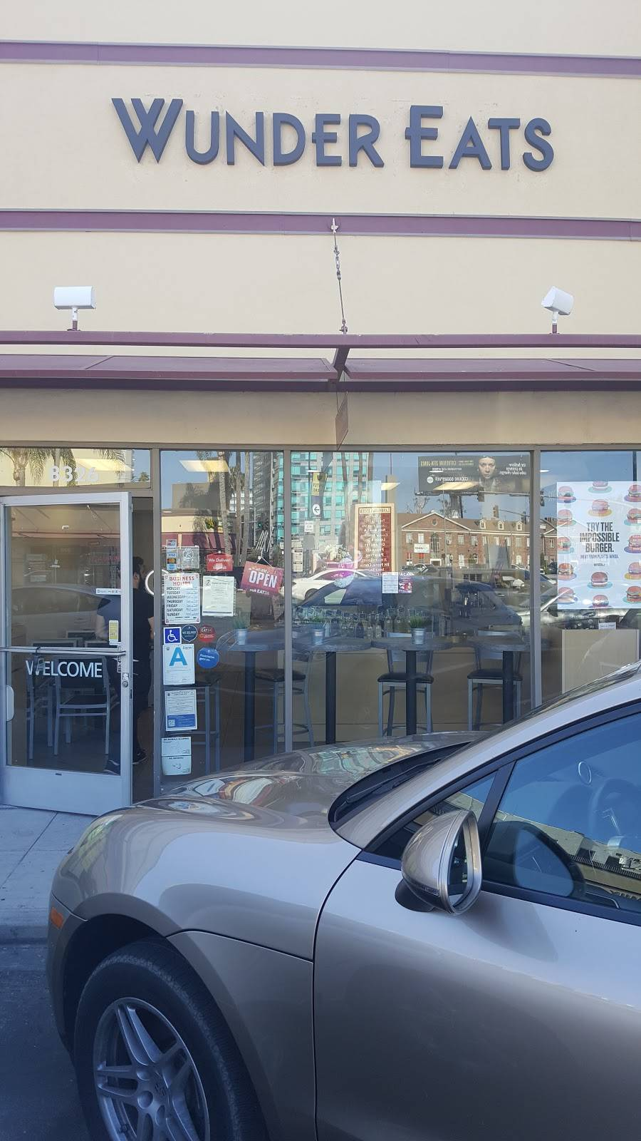 Wunder Eats | restaurant | 8326 Wilshire Blvd, Beverly Hills, CA 90211, USA | 3234520487 OR +1 323-452-0487