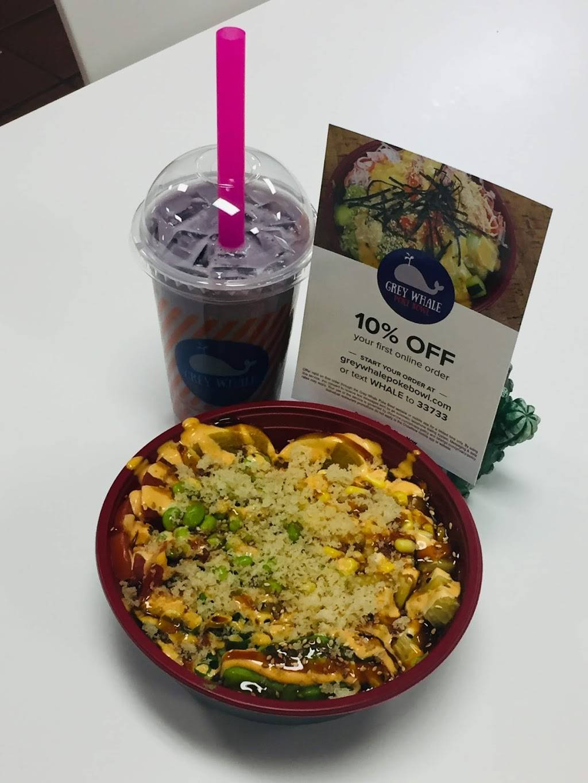Grey Whale Poke Bowl | restaurant | 1317 Q St #130, Lincoln, NE 68508, USA | 4024806868 OR +1 402-480-6868