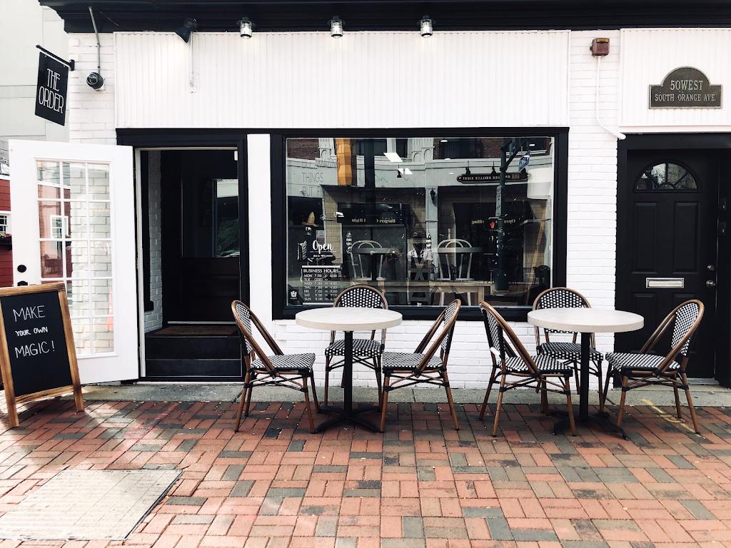 THE ORDER | cafe | 50 S Orange Ave, South Orange, NJ 07079, USA | 9733131333 OR +1 973-313-1333