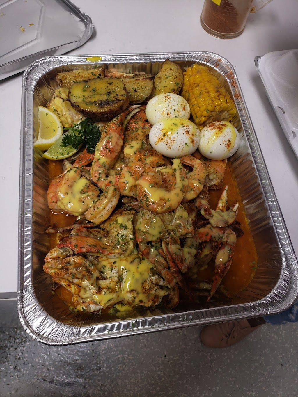 Miami Crab and Seafood | restaurant | 20723 NW 2nd Ave, Miami Gardens, FL 33169, USA | 3056273759 OR +1 305-627-3759