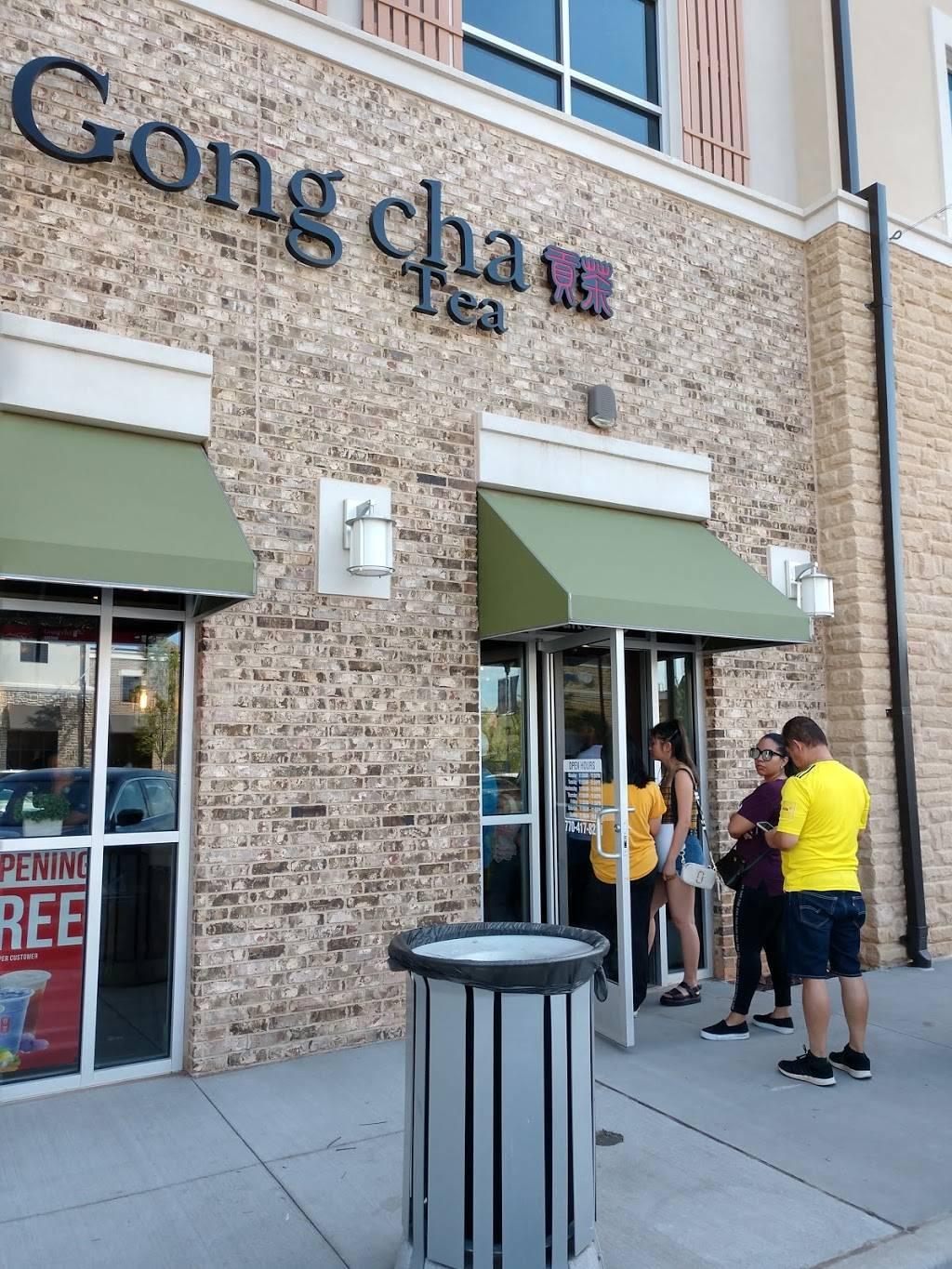 Gong Cha Peachtree Corners | cafe | 5210 Town Center Blvd Ste 220, Peachtree Corners, GA 30092, USA | 7704178223 OR +1 770-417-8223