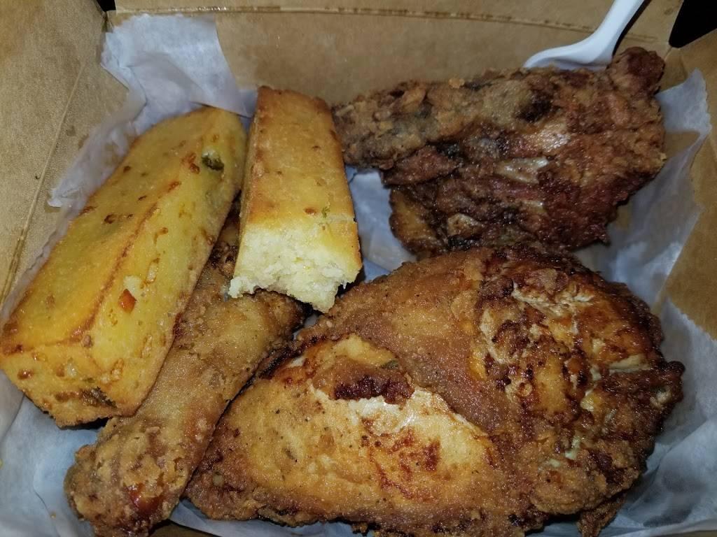 Mister Chicken To Go   restaurant   53-24 Roosevelt Ave, Woodside, NY 11377, USA   3473306481 OR +1 347-330-6481