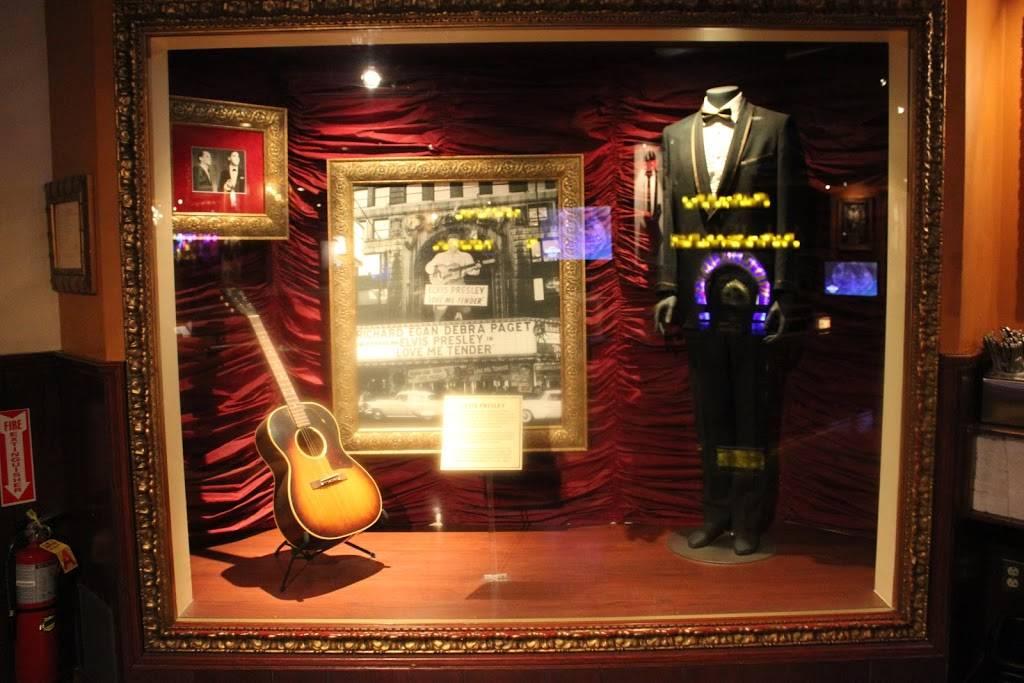 Hard Rock Cafe | restaurant | 1501 Broadway, New York, NY 10036, USA | 2123433355 OR +1 212-343-3355