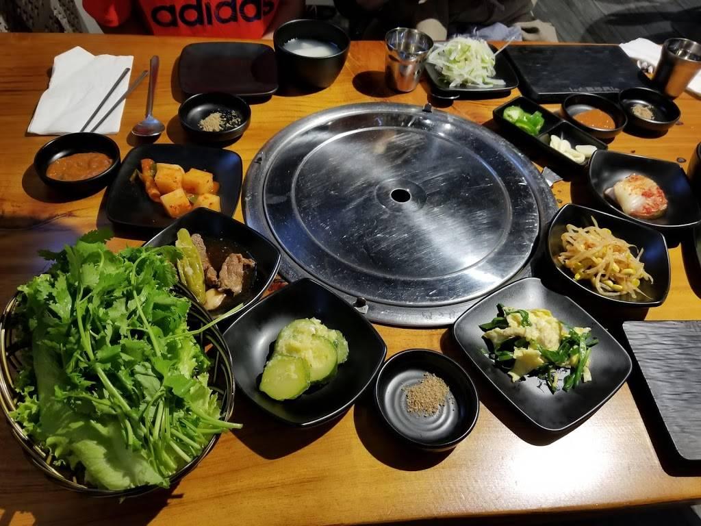 Hanam Korean BBQ House 하남갈비 | restaurant | 445 Grand Ave, Palisades Park, NJ 07650, USA | 2014828066 OR +1 201-482-8066